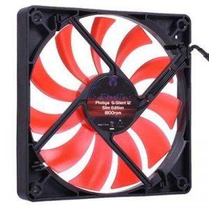Phobya - Ventilateur 120 mm SLIM - 120x15mm - 057 CFM - 28 dBA - G-Silent 12 Slim Edition - 1800 RPM de la marque Phobya image 0 produit