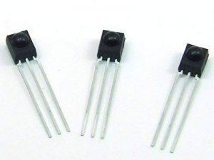 Pièces /pcs 3 x IR RECEIVER Récepteur infrarouge TSOP4838 38kHz compatible ARDUINO #A720 de la marque Just-Honest image 0 produit