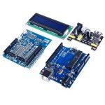 Quimat Arduino Kit,Professionnel Projet Kit de Démarrage le Plus Complet Mode d'emploi avec Guide d'utilisation Français pour Kit Arduino UNO R3 NANO de la marque Quimat image 2 produit