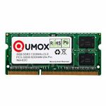 QUMOX 16 Go (2x 8 Go) 1 333 DDR3 PC3-10600 8 Go SO-DIMM PC3 RAM memoire d'ordinateur portable 204pin CL9 de la marque QUMOX image 3 produit