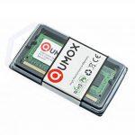 QUMOX 4 Go DDR3 1600 4 Go PC3-12800 SO-DIMM PC3 RAM memoire d'ordinateur portable 204pin CL11 de la marque QUMOX image 1 produit