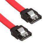 relper Câble 6x 46cm SATA 3.06Go Fiche droite Rouge pour SSD/HDD de la marque RELPER image 1 produit
