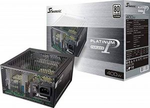 Sea Sonic Platinum Series 400 Fanless - Stromverso de la marque Sea Sonic image 0 produit