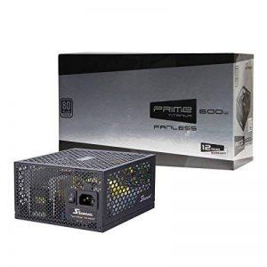 Seasonic Bloc d'alimentation 600 W sans fil 80+Titane certifié 600 FL de la marque Seasonic image 0 produit