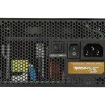 Seasonic Focus Plus - Bloc d'alimentation modulaire complet - Or 50 W - 80 Plus de la marque Seasonic image 1 produit