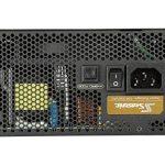 Seasonic Focus Plus - Bloc d'alimentation modulaire Complet - Or 750 W - 80 Plus de la marque Seasonic image 1 produit