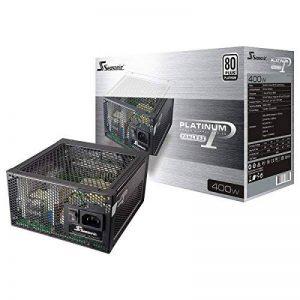 Seasonic Platinum 400FL Alimentation pour PC 400 W 80Plus Platinum de la marque Seasonic image 0 produit