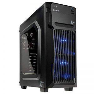 Sedatech PC Gamer Expert AMD Athlon II 840 4X 3.1Ghz, Geforce GTX1060 3Go, 8Go RAM DDR3, 240Go SSD, 1To HDD, USB 3.0, WiFi, HDMI 2.0, Résolution 4K. Unité Centrale & Windows 10 de la marque Sedatech image 0 produit