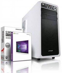 Shinobee PC Gamer / Multimédia - Unité centrale pour ordinateur de bureau (Processeur AMD A10-7700K 4 x 3.8GHz Turbo - Mémoire RAM 16GB - 16384MB DDR3 - 128GB SSD - 1TB S-ATA III HDD - AMD Radeon intégrée HD R7 4096 MB DVI/VGA avec technologie DirectX12 - image 0 produit