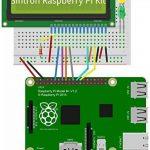 [Sintron] Kit de 40 broches GPIO Extension Planche avec écran LCD 1602 et micro servo Moteur Kit de démarrage pour Raspberry Pi 2 modèle B 1 Go & B + de la marque Sintron image 1 produit