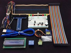 [Sintron] Kit de 40 broches GPIO Extension Planche avec écran LCD 1602 et micro servo Moteur Kit de démarrage pour Raspberry Pi 2 modèle B 1 Go & B + de la marque Sintron image 0 produit