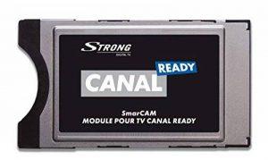 Strong Module PCMCIA CI Smart TV Canal Ready pour Carte d'abonnement CANAL + / PCMCIA de la marque Strong image 0 produit