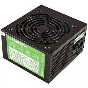 Tacens Anima APII600 - Alimentation ordinateur (600 W, 12 V, ventilateur 12 cm, ATX, anti-vibration), noir de la marque Tacens image 0 produit