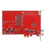 TBS6590 Carte PCI-e Double Tuner TV Universel Muti Standard avec Double CI Slot pour DVB-S2/S/S2X/DVB-T2/T/DVB-C2/C/ISDB-T pour la Réception TNT Satelite et Câble de la marque TBS image 3 produit