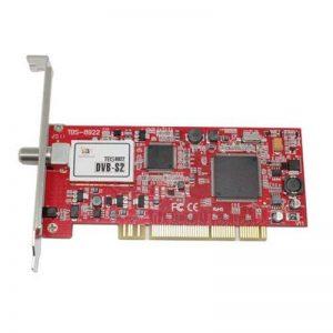 TBS8922 carte Tuner TV pour recevoir TV satellite - PCI--récepteur satellite numérique DVB-S2 de la marque TBS image 0 produit