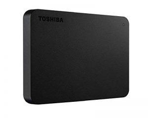 "Toshiba HDTB410EK3AA Disque dur Externe Portable 2,5"" 1 To USB 3.0 de la marque Toshiba image 0 produit"