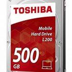 "Toshiba L200 500 Go Disques internes 6,4 cm (2,5"") SATA de la marque Toshiba image 1 produit"