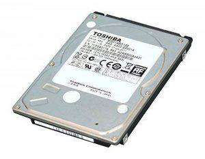 Toshiba -MQ01ABD100- Disque dur interne 2,5'' 1000 Go SATA II de la marque Toshiba image 0 produit