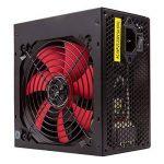 Unykach 52035600W ATX Noir, Rouge Unité de Bloc d'alimentation (20+ 4Broches ATX, 12V, 3,3V, 5V, 5Vsb, 12V, ATX, PC, Noir, Rouge, Supérieur) de la marque UNYKAch image 1 produit
