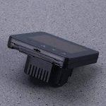 Vosarea Thermostat Programmable à Ecran Tactile Thermostat Numérique Intelligent Régulateur de Température pour Unités de Ventilo-Convecteur du Climatiseur Central (Noir) de la marque Vosarea image 2 produit