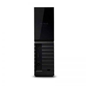 WD WDBBGB0100HBK-EESN Disque Dur Externe USB3.0 10 to Noir de la marque WD image 0 produit