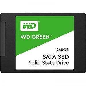 Western Digital SSD interne WD Green 240 Go - SATA 6 Gbit/s 2,5 de la marque Western Digital image 0 produit