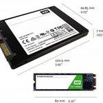 Western Digital SSD interne WD Green 240 Go - SATA 6 Gbit/s 2,5 de la marque Western Digital image 3 produit