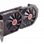 XFX RX-580P4DFD6 Carte Graphique AMD Radeon RX 580 4 Go GDDR5 PCI Express de la marque XFX image 1 produit